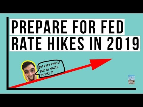 Stocks Rise 750 Points After Fed Meeting! The Fed FOOLED the Markets. Rate Hikes in 2019!