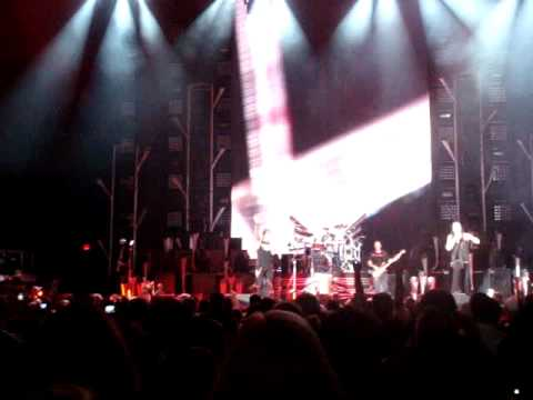 Highway To Hell Nickelback Hinder Papa Roach - Raleigh Nc 8-1-09