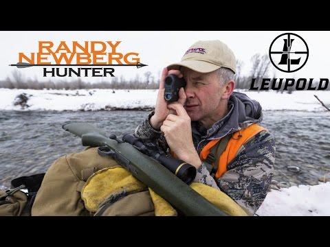 How the Leupold Rangefinder (TBR) Works - by Randy Newberg
