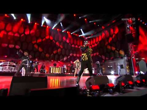 The Black Eyed Peas - Live @ Fifa World Cup 2010 Opening Ceremony Full Performance [HD]