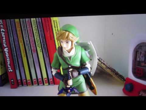 The Legend of Link (there is no Zelda in it) Stop Motion