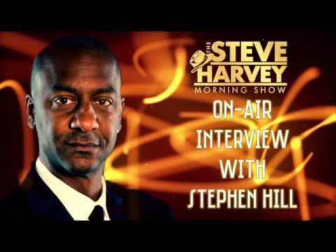 On-Air Interview With BET's Stephen Hill