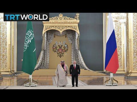 Money Talks: Saudi