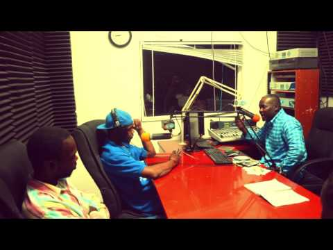 JAHHIN Radio Interview On Global 99.5 FM (Bahamas)