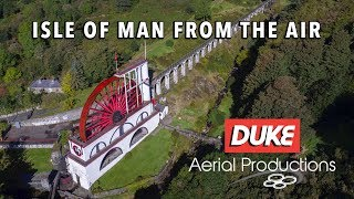 Isle of man from the air | drone documentary | trailer