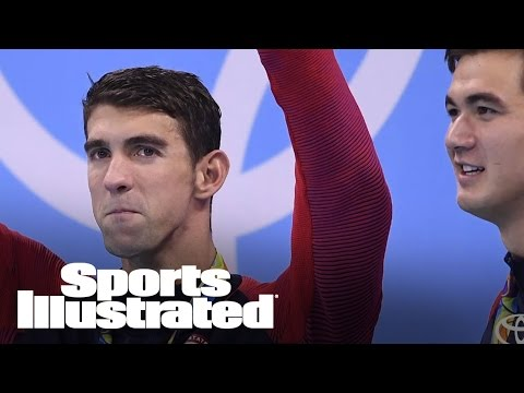 Nathan Adrian: What it's like to be Michael Phelps's teammate | Sports Illustrated