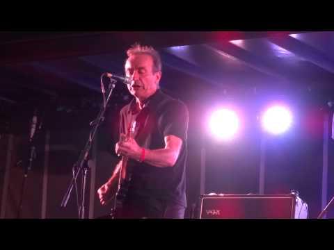 "Hugh Cornwall ""Skin Deep"" (Stranglers) Festival Too, Kings Lynn, 10-7-15"