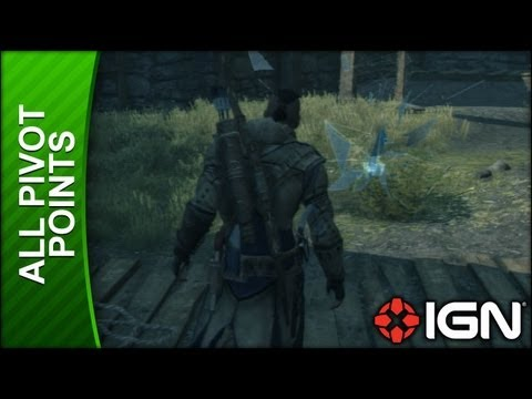Assassin's Creed 3 Walkthrough - All Pivot Locations