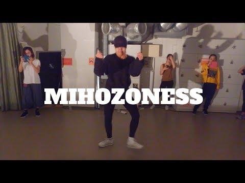 【Rei】MIHOZONESS | GIRLS HIPHOP超初級
