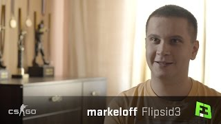 CS:GO Player Profiles - markeloff - Flipsid3 Tactics