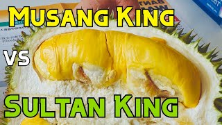 Will We Get a Refund? $20 Sultan King VS Spoilt $45 Musang King in Singapore Local Market