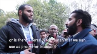 مناظرة بين سني و شيعي  حول قضية الامامة   ||  محمد حجاب