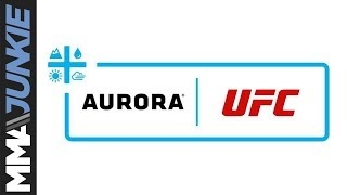UFC and Aurora Cannabis launch joint clinical research program