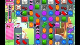 Candy Crush Saga Level 813 - Collect All The Ingredients