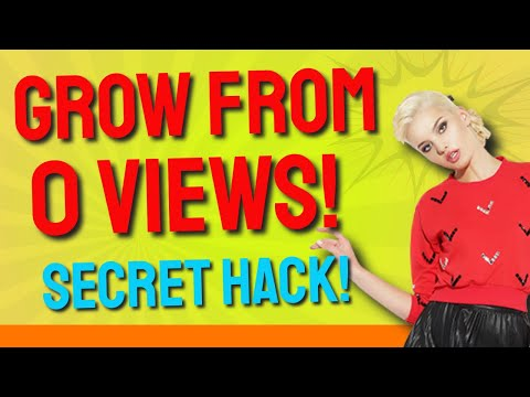 How To Grow A YouTube Channel With 0 Subscribers