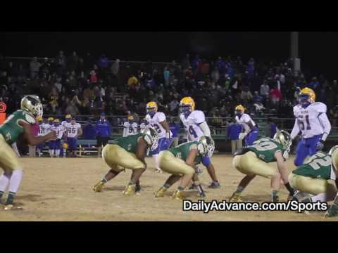 The Daily Advance | High School Football | Edenton at Northeastern | NCHSAA 2A Playoffs 3rd Round