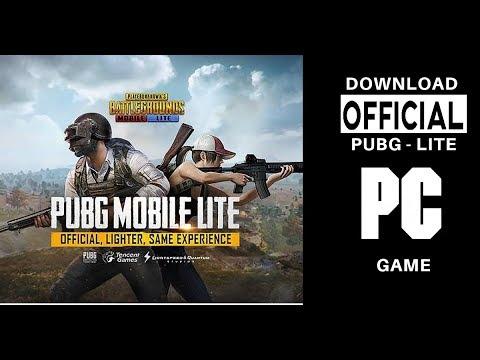 pubg pc lite global download