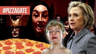 Infowarriors Investigate Pizzagate Hoax, Can't Find Kiddy Sex Slave Dungeon
