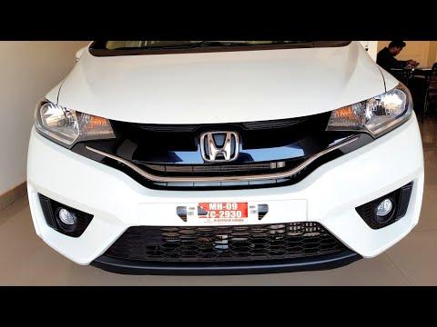 New Honda Jazz | V | Exterior | Interior | Price | Mileage | Specs | Walkaround
