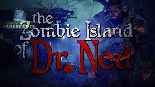 Borderlands: The Zombie Island of Dr. Ned - Game Movie (Story Playthrough) -1080p