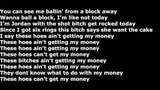 Chief Keef - BIH (Official Screen Lyrics) [The Cozart]