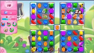 Candy Crush Saga Level 1440 - NO BOOSTERS