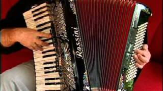"""BLUE SPANISH EYES"" (on accordeon)"