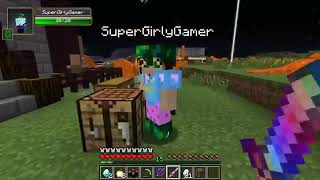 Minecraft DR DOOM CHALLENGE GAMES LUCKY BLOCK MOD MINI GAME