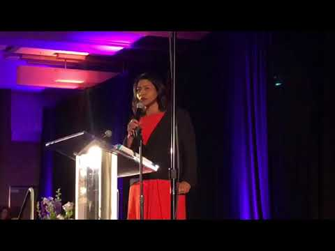 San Francisco Mayor London Breed Speech At 2018 African American Dinner