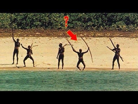 SENTINELESE : World's Last Stone Age Tribe