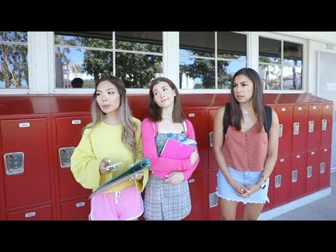 5 People You Meet On The First Day Back To School