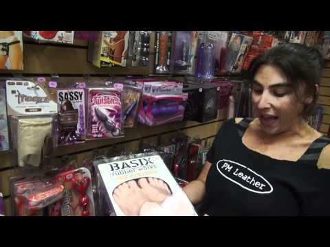 Tour of a Sex Shop