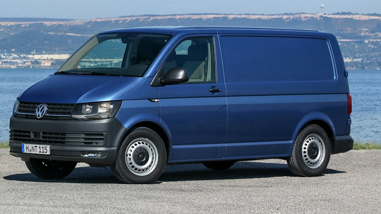 2016 Volkswagen T6 Transporter Tdi Blue Motion Panel Van