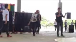 HTC beatbox battle 2015 2016 finals :) km vs ivan