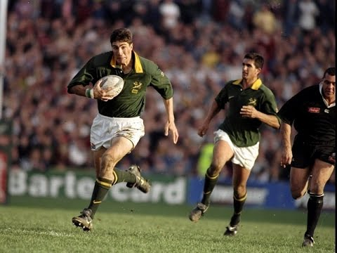 Pieter Rossouw - The Underrated Try Machine