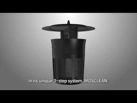 Home Mosquito trap, MOSCLEAN