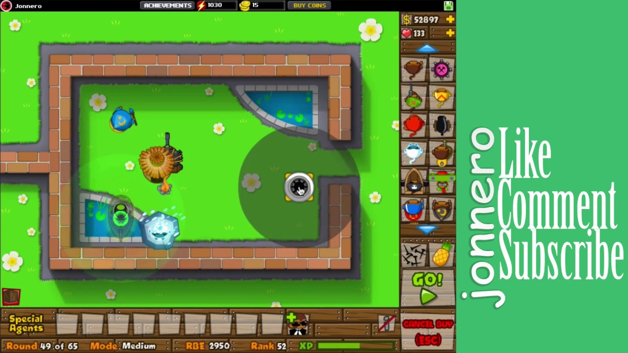 bloons td flash