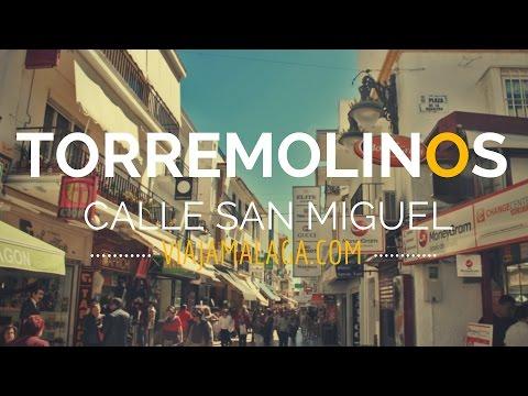 Calle San Miguel, Torremolinos - Viaja Málaga