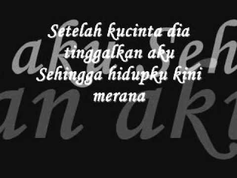 Meggy Z - Duka Dalam Cinta (Lirik)
