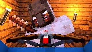 Granny vs Villager Life 4 - Minecraft Animation