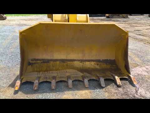 1997-caterpillar-953c-tracked-loader-inspection-video!