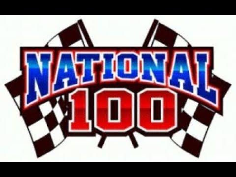 East Alabama Motor Speedway National 100 Super Late Models