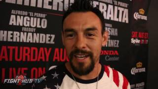 Robert Guerrero calls judging in boxing BS! Reacts to Danny Garcia passing on Pacquiao