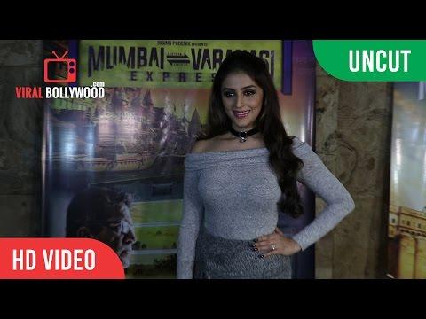 UNCUT - Mumbai Varanasi Express Short Film Trailer Launch   Aarti Chabria