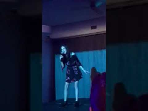 Maya performing This is Me....from the hit movie The Greatest Showman