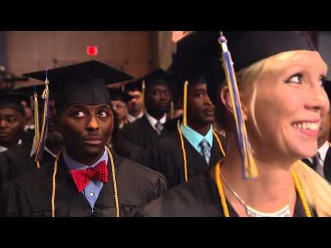 2015 Grantham University Commencement