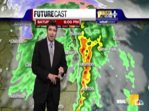 Lowell Tracks The Severe Weather