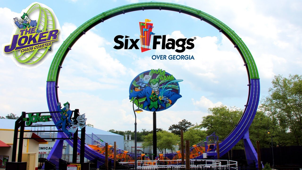 Image result for six flags over georgia