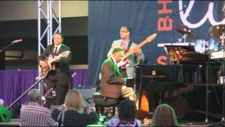 "Ramsey Lewis Performs ""Sun Goddess"" Live @ BHCP 2013"