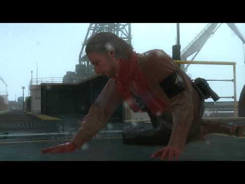 Metal Gear Solid 5 PC Mod Swaps Quiet's Model With Ocelot's, The Results Are Delightful